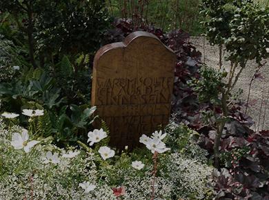 Mustergräber Koblenz Sommerbepflanzung